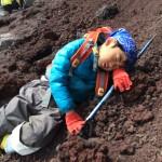 登頂できなかった富士山登山