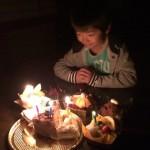 次男の8歳の誕生日