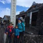 富士山登山2015 再トライ②