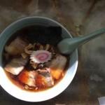 みどりや食堂 チャーシュー麺