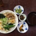 みっちゃんうどん「つけ麺」