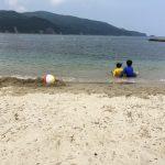 海水浴 2016